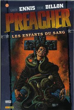 [Critique] Preacher, Tome 3