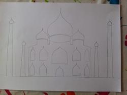 Inde : le Taj Mahal