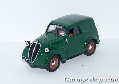 Simca 5 fourgonnette 1936
