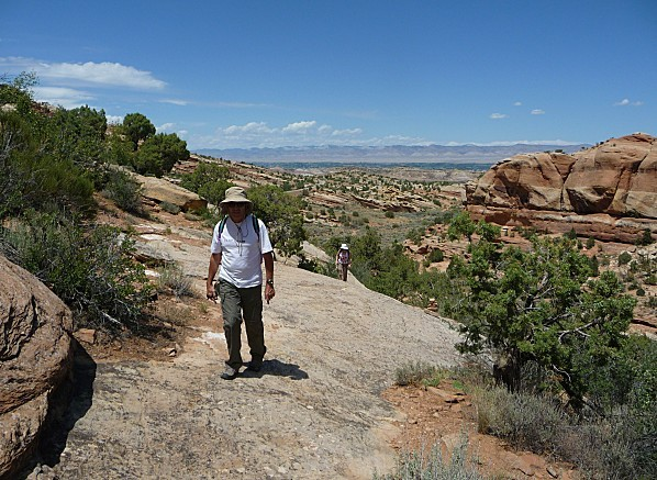Jour 3 Colorado National Monument Devils Kitchen trail 2