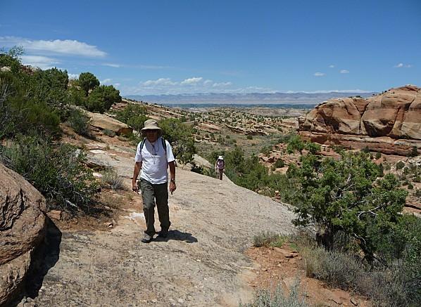 Jour 3 Colorado National Monument Devils Kitchen trail 2