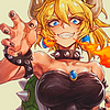 Icons Bowsette