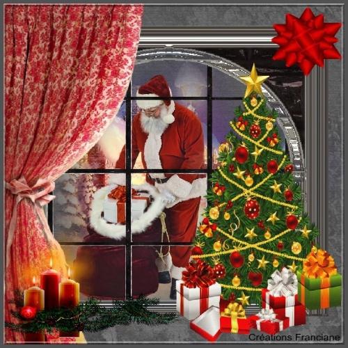 Joyeux Noël à toutes mes amies et amis