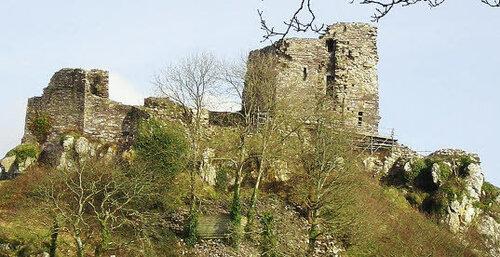La Roche Maurice (Finistère)