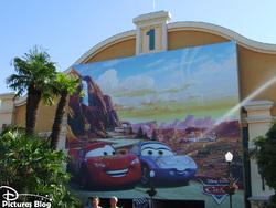 Walt Disney Studios 10 ans : les visages de Disney Studio 1