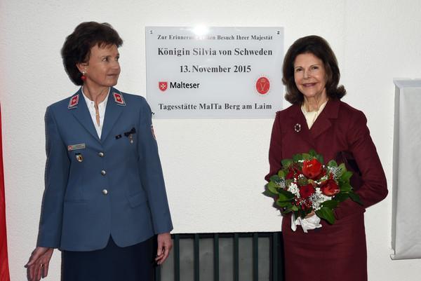 Silvia à Munich