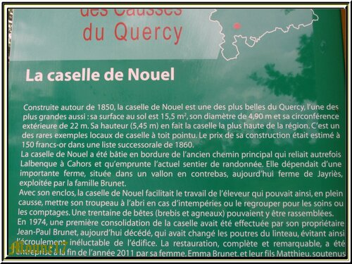 Une balade dans les causses du Quercy (juin 2016)