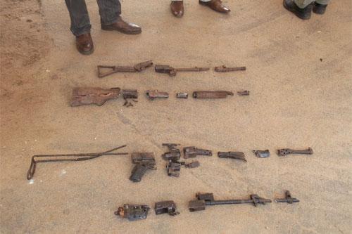 L'ONU cherche à mieux réguler le commerce des armes légères et de petit calibre