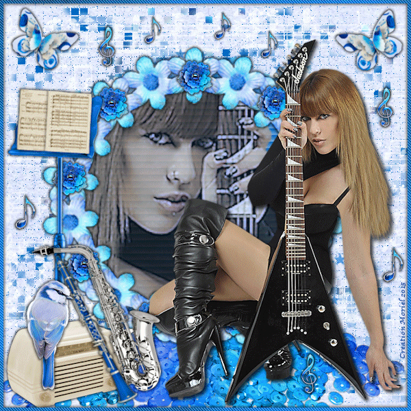 "Tutoriel ""Blue Melody"""