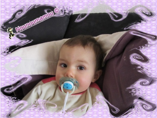 Une journée avec Zoé ma petite Princesse