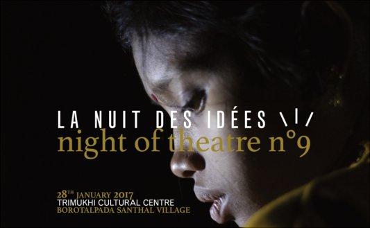 Night of Theatre n°9 / La Nuit des idées