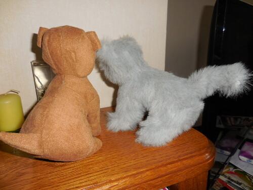 Deux doudous