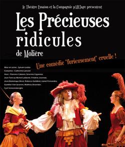 Les Précieuses ridicules - Molière