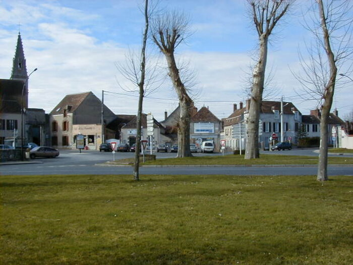 FERRIERES EN GATINAIS (Loiret)