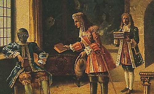 19 novembre 1703 : Mort de l'Homme au Masque de Fer à la Bastille