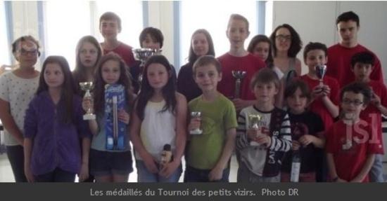 Petits Vizirs Chatenoy 2014 Photo JSL Chauffailles