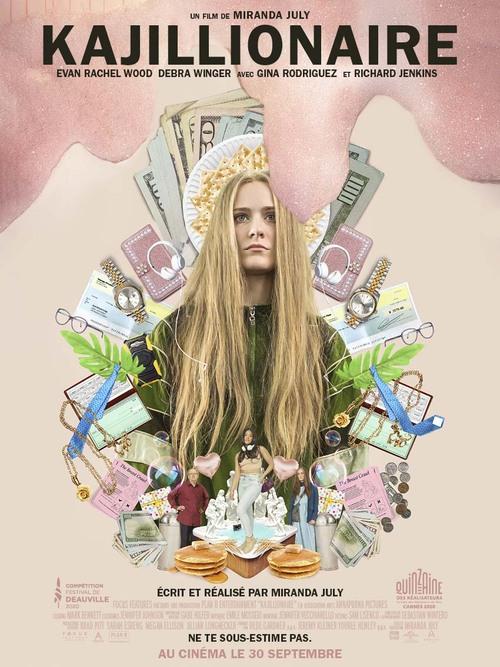 Découvrez la bande-annonce de KAJILLIONAIRE de Miranda July au cinéma le 30 septembre 2020
