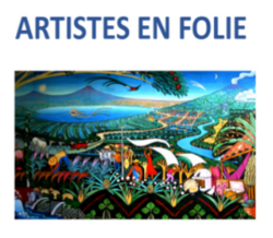 ARTISTES EN FOLIE (B.D.)
