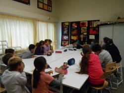 Conseil d'école des élèves
