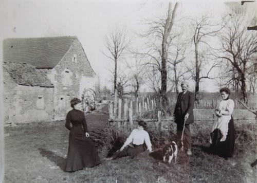 Renaissance d'un ancien moulin à Chaume-les-Baigneux...