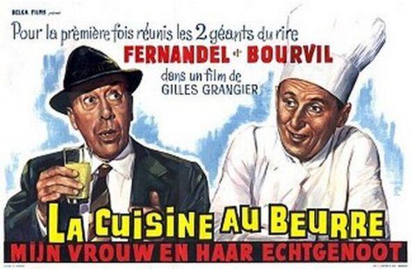 Box-office des exclusivités de Bruxelles - 1964, 1er trimestre