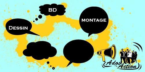 Dessin/bd/montage