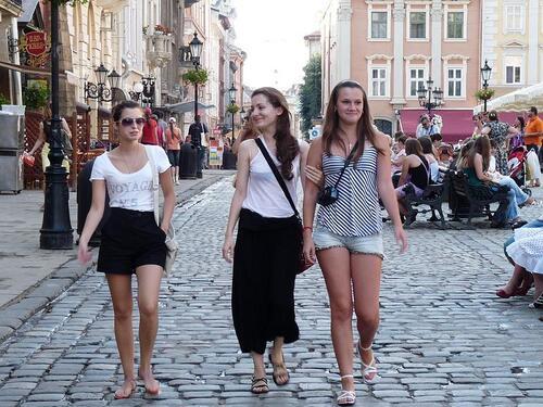 KIEV. UKRAINE (Voyages)