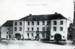 Nandrin -  Hôtel des Quatre-Bras