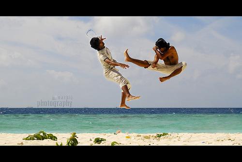 karaté arts martiaux judo