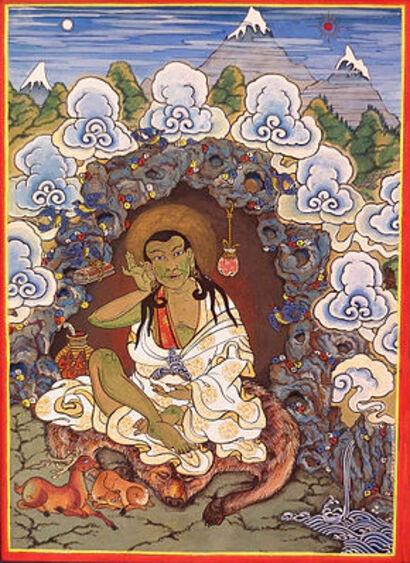 """Résultat de recherche d'images pour """"bouddha milarépa"""""""