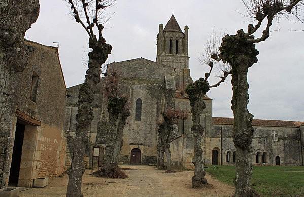 l'Abbaye de Sablonceaux 4