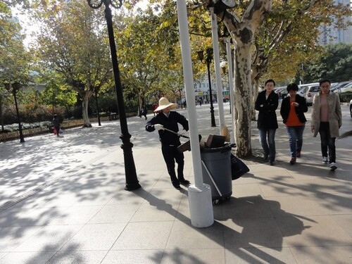 Journée 8: le musée de Shangai