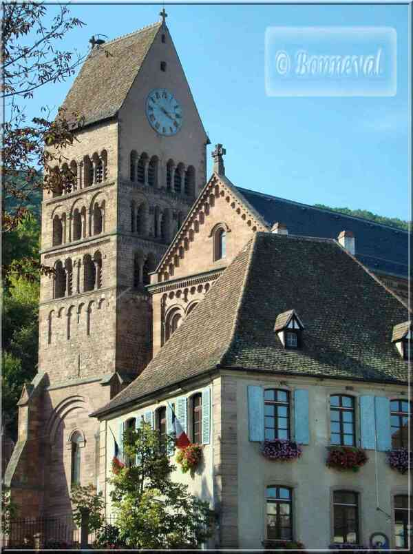 Alsace route des vins de Thann à Wettolsheim Gueberschwihr