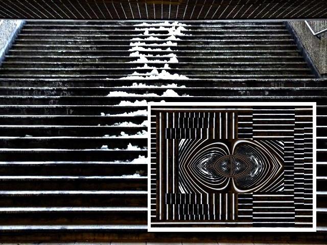 Esacalier neige Metz 7 mp1357 2010