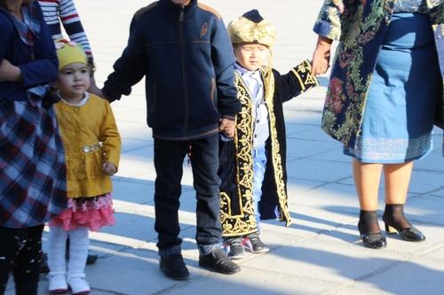 Dans les rues de Khiva