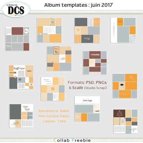 JUIN: Nouveaux templates chez DCS