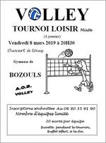 Sem 10 : Tournoi de Bozouls