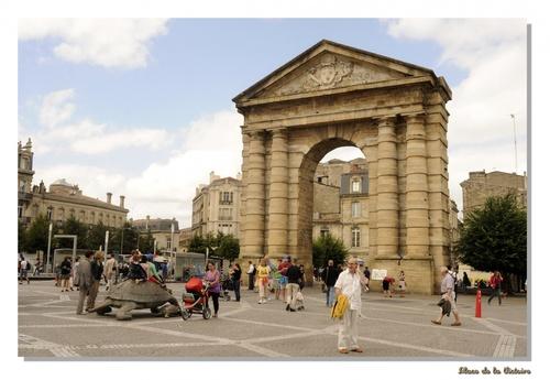 Bordeaux, un jour de Juillet