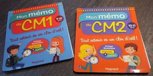 """""""Mon mémo"""" du ...."""
