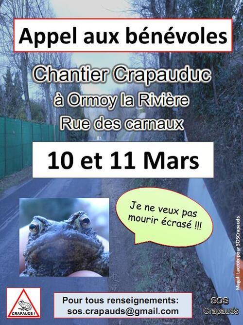 Chantier du 10 - 11 mars 2012