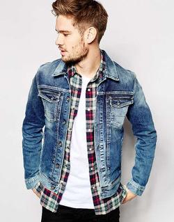 Avec quoi porter une veste en cuir homme