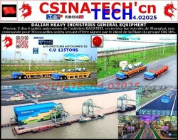 DALIAN HEAVY INDUSTRIES GENERAL EQUIPMENT