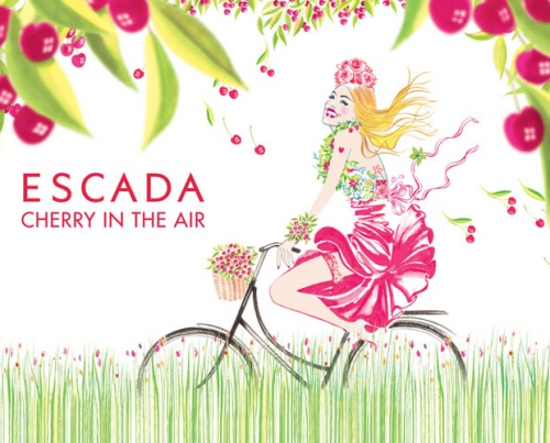Escada 2013 : Cherry In The Air