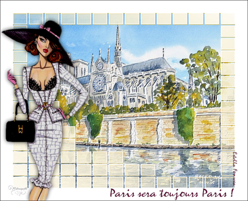 *** Paris sera toujours Paris !  ***