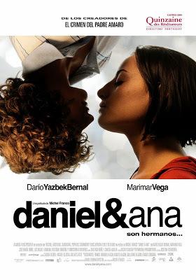 Даниэль и Анна / Daniel y Ana / Daniel and Ana. 2009.