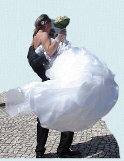 Mariage en Grandes Pompes!...