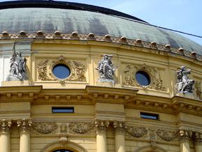 Szeged, théâtre municipal