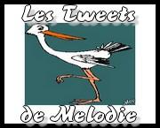 Melodie sur Twitter