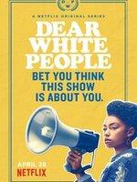 Dear White People : La vie de quatre étudiants noirs dans l'une des plus prestigieuses facultés américaines, où une soirée à la fois populaire et scandaleuse organisée par des étudiants blancs va créer la polémique. Dear White People est une comédie satirique sur comment être noir dans un monde de blancs. Adaptation du film Dear White People. ... ----- ... la serie : Américaine  Acteur(s) : Logan Browning, Brandon P Bell, Antoinette Robertson  Statut : En production  Genre : Comédie  Critiques Spectateurs : 2.8