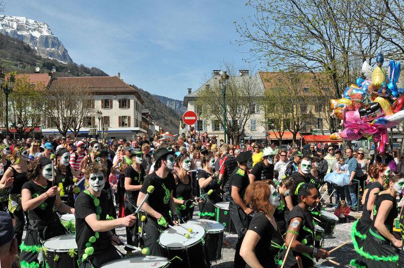 carnaval de Sallanches